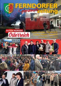 Gemeindezeitung Nr. 92 - Jahrgang 47