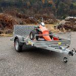 Neuer Fahrzeuganhänger für den Wirtschaftshof