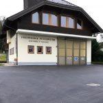 Sanierung Feuerwehrrüsthaus Glanz