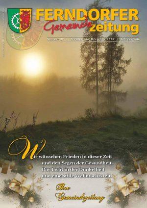 Gemeindezeitung Nr. 97 - Jahrgang 48